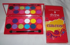 Sleek Limited Edition Circus Palette