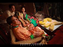 Bangladeshi Wedding (Shabbir Ferdous) Tags: portrait woman color colour girl female bride photographer shot celebration laughter dhaka bangladesh bangladeshi canon2470mm28lusm gayeholud canoneos5dmarkii bangladeshiweddingphotographer shabbirferdous bangladeshweddding wwwshabbirferdouscom shabbirferdouscom