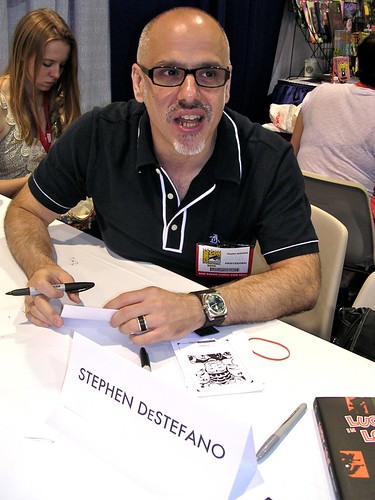 Stephen DeStefano by exhibitapress