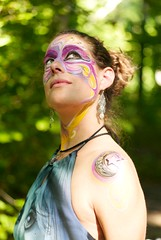 Workshop Body Painting Shoot - Kara (willstotler) Tags: park leica woman face female creek painting 50mm model paint artist photoshoot state skin body pennsylvania painted babe bodypaint pa summicron messy painter m8 bodyart kirk ridley dupuis summicron50mm bodypainter modelmayhem leicam8 willstotler kirkdupuis kirkworxproductions kirkworx mm1658634 1658634