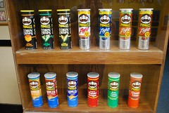 Pringles Cans (rycordell) Tags: museum idaho potato blackfoot blackfootidaho