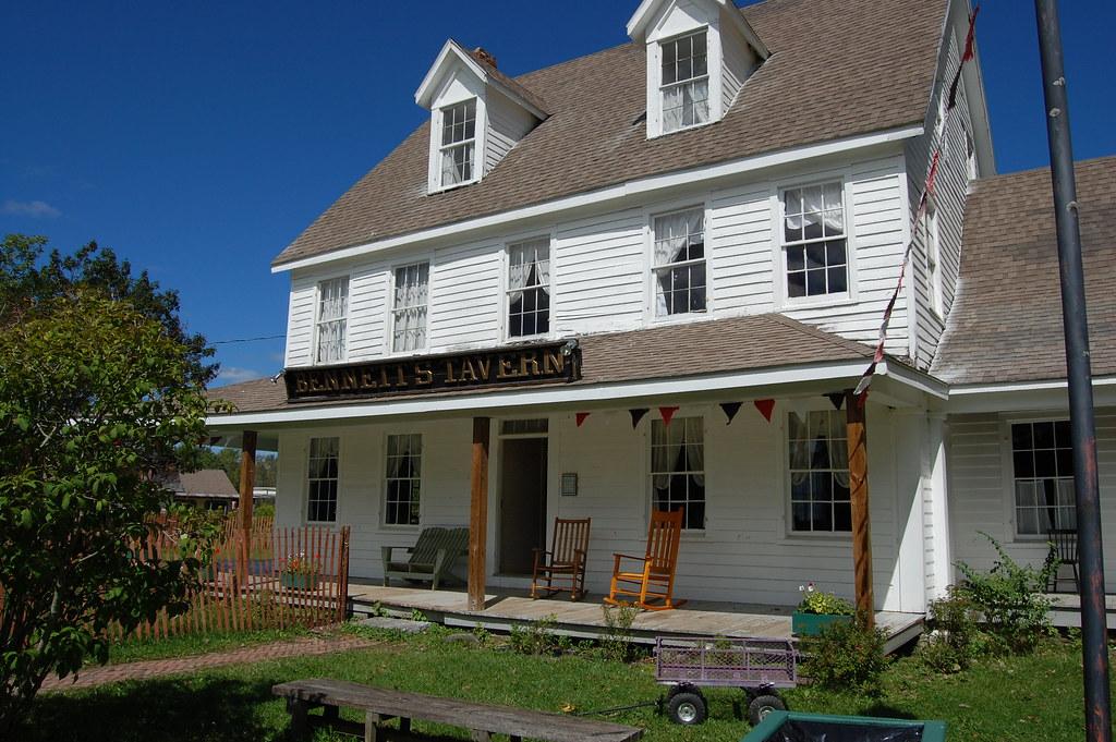 Erie Canal  Village -  Bennett's  Tavern