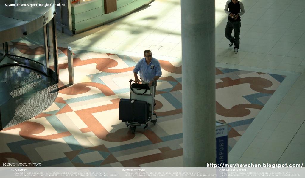 Suvarnabhumi Airport 10