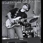 Arsen Shomakhov Trio @ Festiblues 2010. Montréal