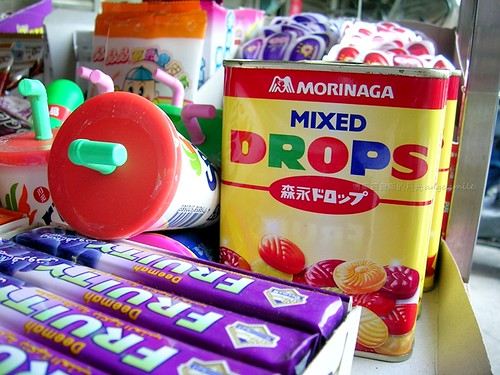 侯硐柑仔店糖果罐