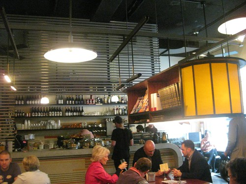 Luncha the Libray Melbourne