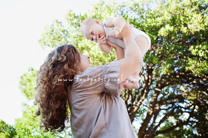 Séance photo mère enfant à Marseille