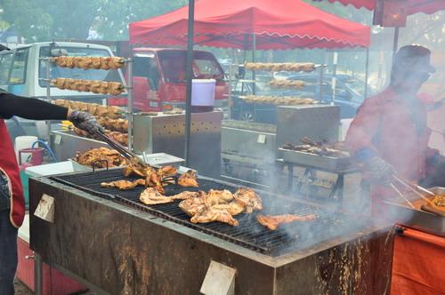 man BBQ chicken 2