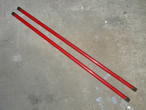 23mm Torsion Bars