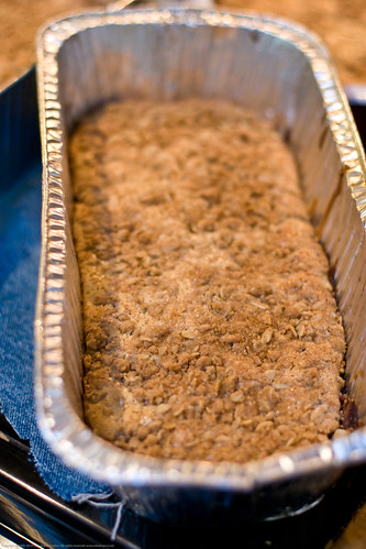 Whole Wheat Oat Cream Cheese Apple & Soy Nut Bfast bars
