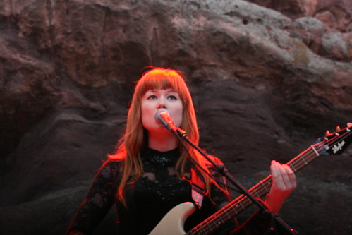 Dum Dum Girls ::: Red Rocks ::: 09.03.10
