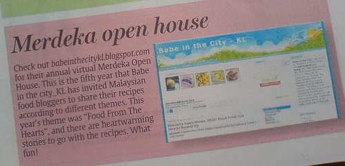 Merdeka Open House - The Star