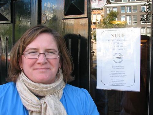 at the netherlands unitarian universalist fellowship
