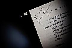 read (May Ribeiro) Tags: ribeiro morangos literatura mayara paixes caiof mofados