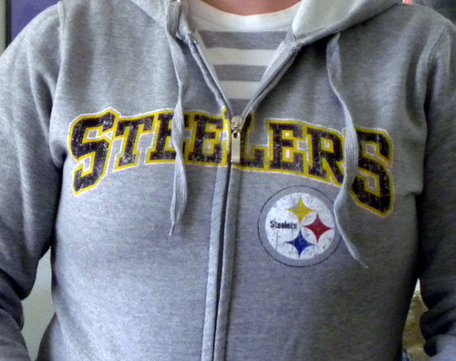 factory price ad094 161f9 Helby's Hatch: Go Steelers!