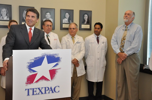 TEXPAC Hospital Association Endorsement