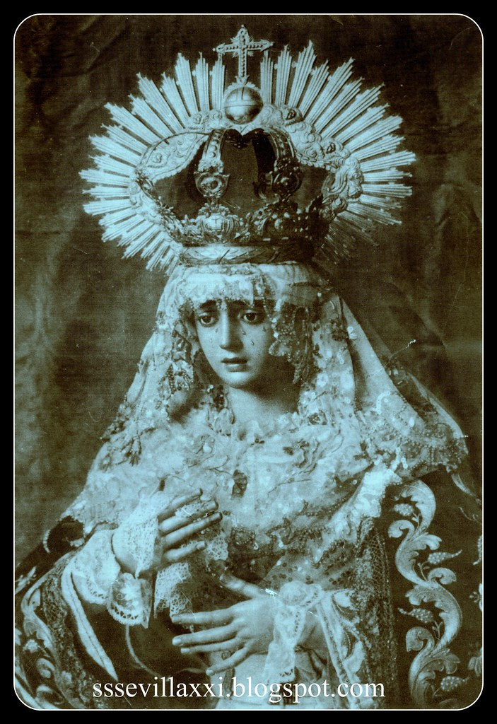 Nuestra Señora de Montserrat finales siglo XIX
