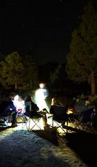 camp fire - blue (ncracker (Boyan Syarov)) Tags: california camping trees camp night canon stars shadows file tokina 1224 junelake 50d tokinaaf1224mmf4