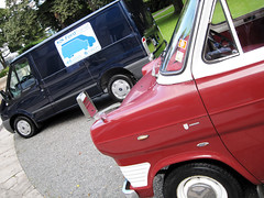 Ford Celebrates 45 Years of the Transit Van (U.S. Embassy Prague) Tags: ford 45 transit years van celebrates
