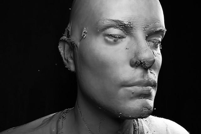 Autoportrait 3D