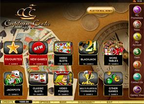Captain cook casino bonus codes no deposit bonus codes for cool cat casino