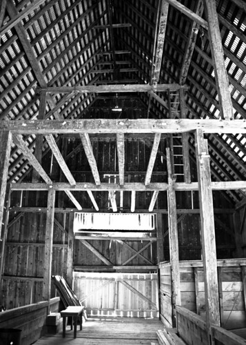 Barn Ascent