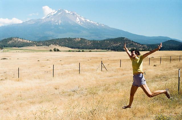 Mt. Shasta!