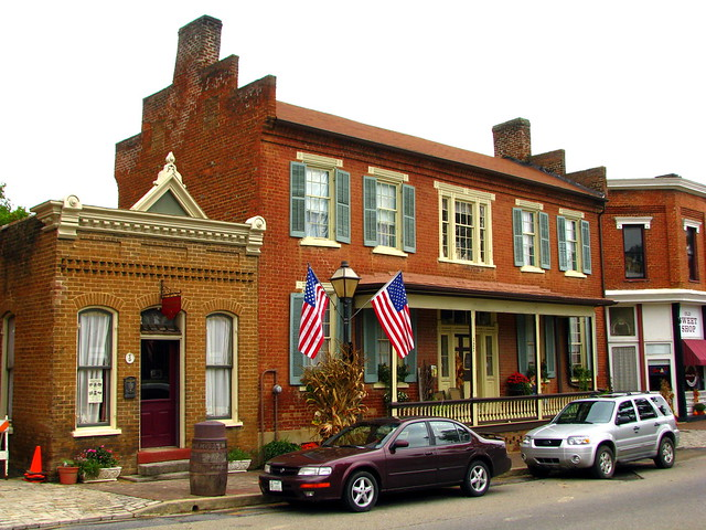 Architecture of Jonesborough