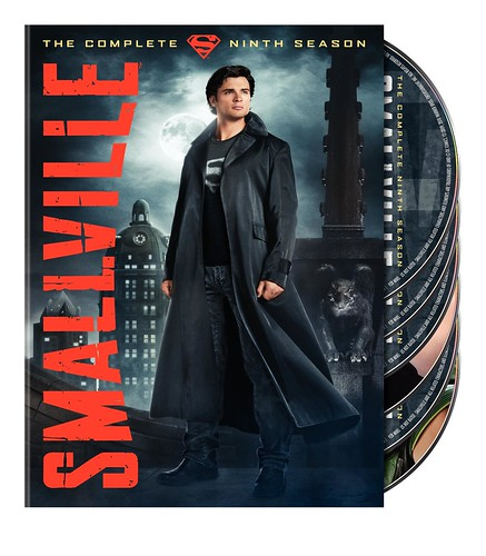 Smallville the Complete Ninth Season