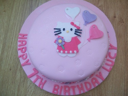 hello kitty cake cakee bakey