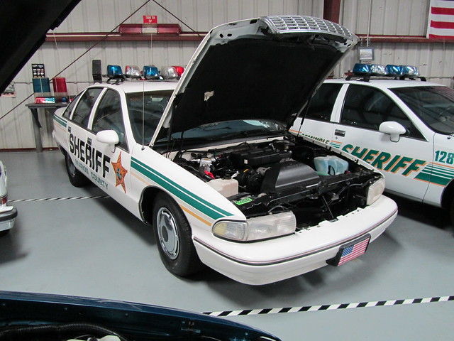 Former Marion County Sheriff 1992 Chevrolet Caprice by FormerWMDriver