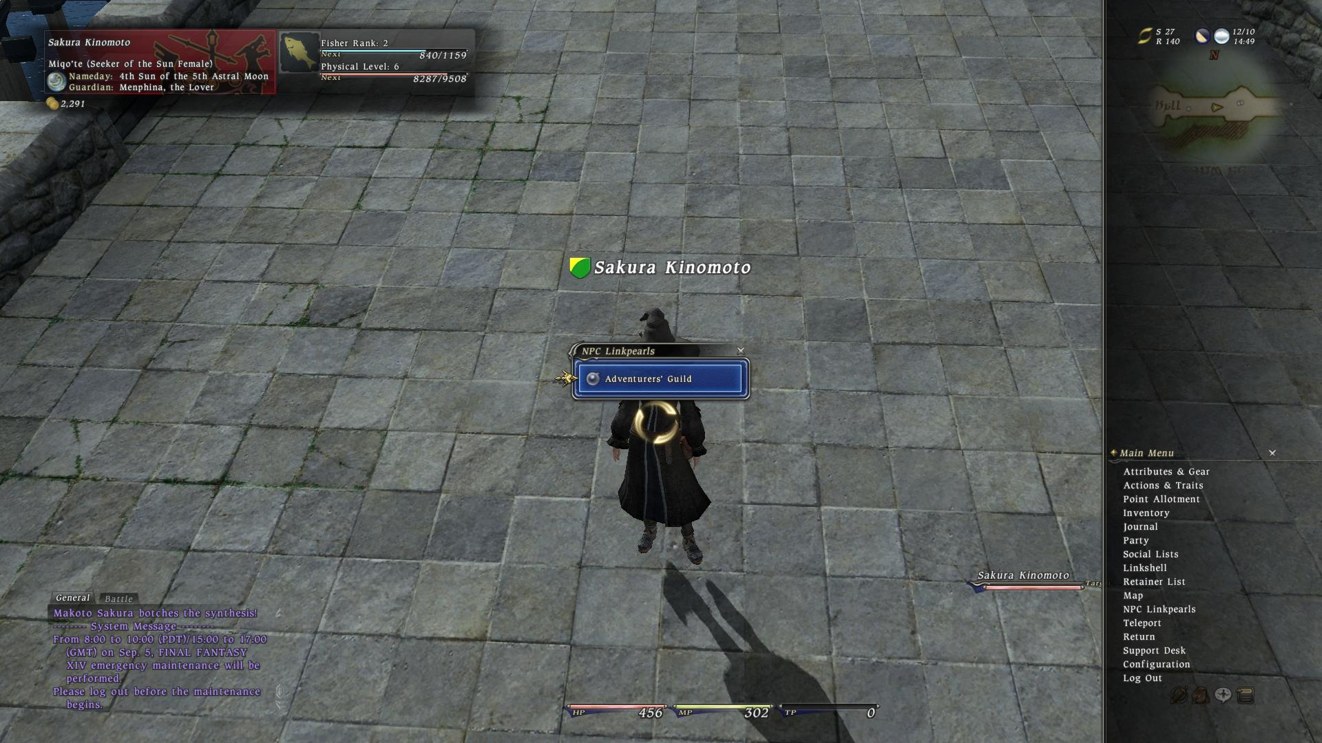 Final Fantasy XIV Daily Digest #2 - 15