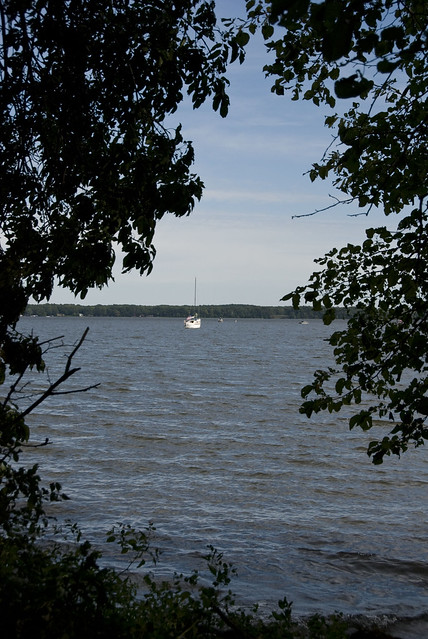 FH mille lacs sailboat