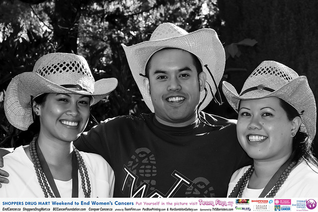 Shoppers Drug Mart Weekend To End Womens Cancer-Join TEAM FINNs fight against Cancer- Put Yourself in the Picture visit www-TeamFinn-org (127) by Ron Sombilon Gallery