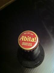 Abita Amber Bottle Cap