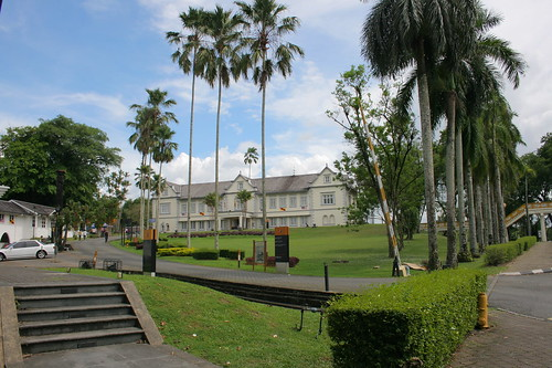 Kuching Museum district