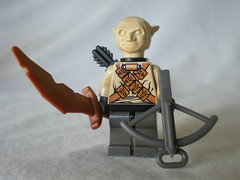 Lord of the Rings Custom Lego Moria Goblin/Orc