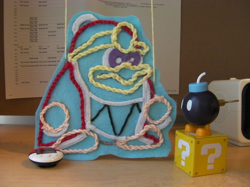King DeDeDe Epic Yarn