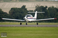 PH-ABB - 38-82A0005 - Private - Piper PA-38-112 Tomahawk II - Duxford - 100905 - Steven Gray - IMG_9011