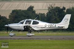 G-VBCA - 2656 - Private - Cirrus SR-22 - Duxford - 100905 - Steven Gray - IMG_9037