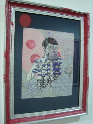 Esposição = Centro Cultural Mestre Assis/ Embu das artes