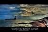 Vung Tau beach sunset (.YANMING) Tags: sunset beach canon vungtau yanming 1635l 50d
