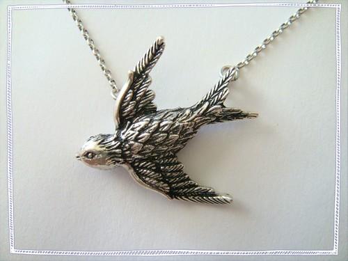 fossil bird