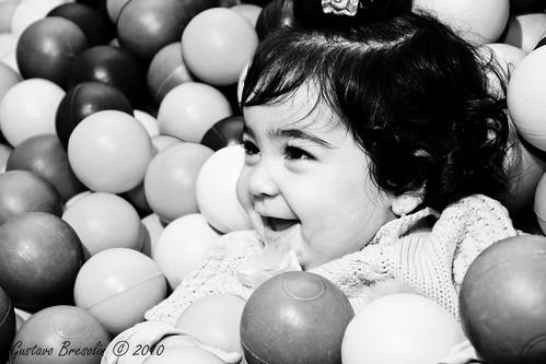Aniversário 1 ano Helena Flor Coral