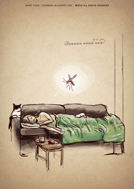 the last mosquito