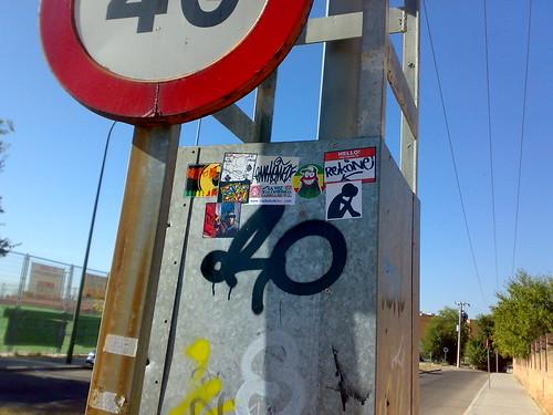 CAMPO DE FUTBOL ¨PARQUE EUROPA ¨ (MADRID)