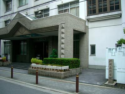 川崎東照宮跡碑