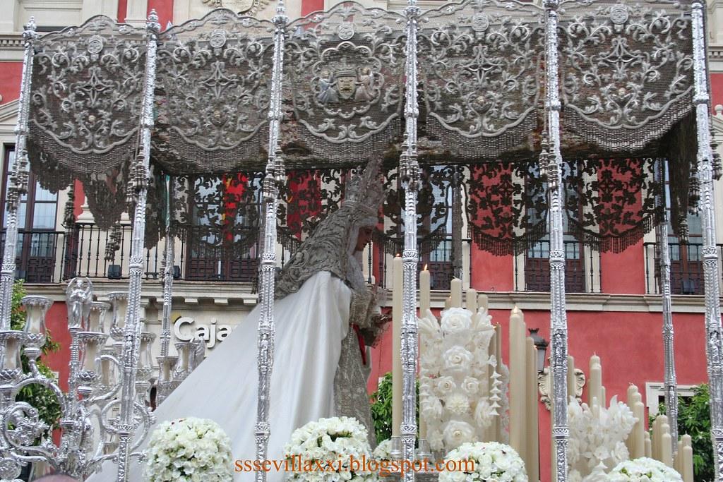 Nuestra Señora de la Paz Domingo de Ramos 2008