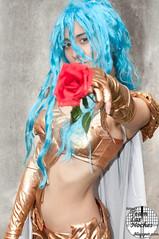 DSC_5091.jpg (SagaDeGeminis) Tags: cosplay picis goldenangel teamlasnoches otakumatsuri4 otakumatsuriiv afroditadepicis amazonadepicis
