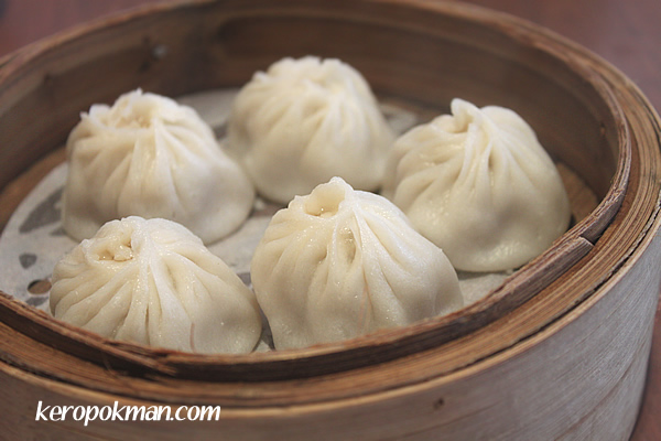 Steamed Pork Dumpling / Xiao Long Bao